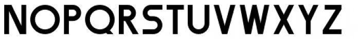 WerkHaus DemiBold Font UPPERCASE