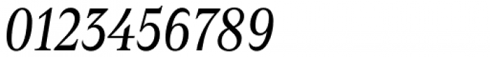Wermut Italic Font OTHER CHARS