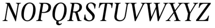 Wermut Italic Font UPPERCASE