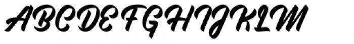 West Kingdom Regular Font UPPERCASE