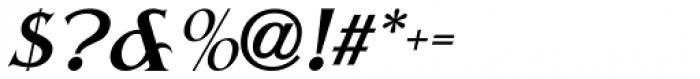 Westfield Nouveau JNL Oblique Font OTHER CHARS