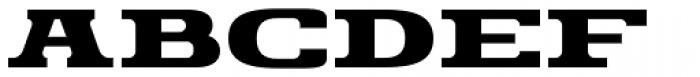 Westkreep Font UPPERCASE