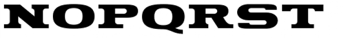 Westkreep Font LOWERCASE