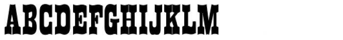 Westward JNL Font LOWERCASE