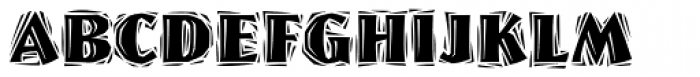 Westwood Font UPPERCASE