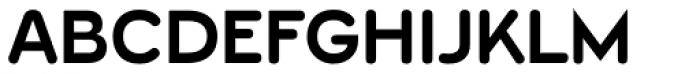 Wevli Bold Font UPPERCASE