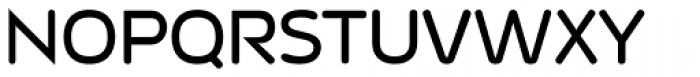Wevli Regular Font UPPERCASE