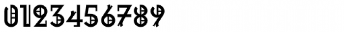 Wexford Oakley Regular Font OTHER CHARS