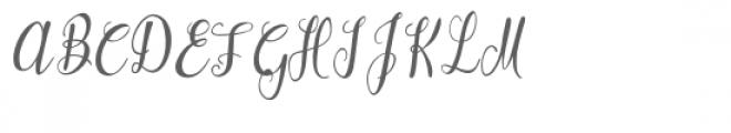 Westyler Font UPPERCASE