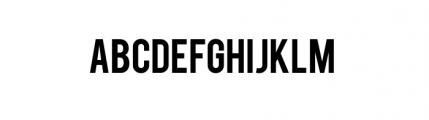 Wearetrippin Display Font UPPERCASE