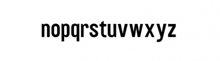 Wearetrippin Display Font LOWERCASE