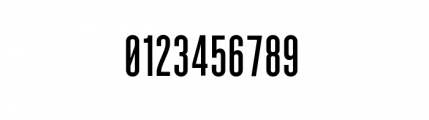 Wearetrippin Tall Bold Font OTHER CHARS