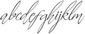 Whartillax Regular ttf (400) Font LOWERCASE