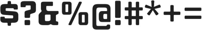 Wheaton Regular otf (400) Font OTHER CHARS