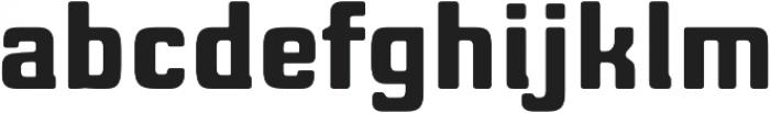 Wheaton Regular otf (400) Font LOWERCASE