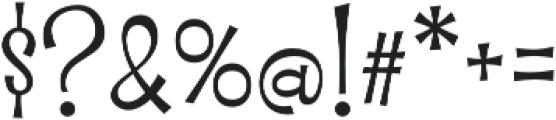 Whipsnapper Light otf (300) Font OTHER CHARS