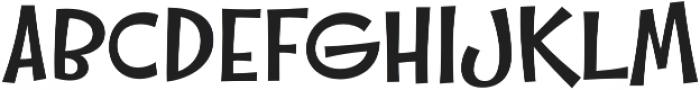 Whipsnapper Medium otf (500) Font UPPERCASE