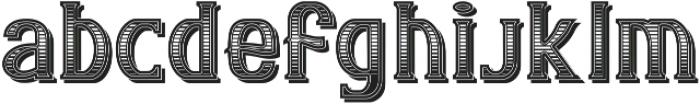 Whiskey Full otf (400) Font LOWERCASE