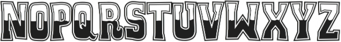 Whiskey Town ttf (400) Font LOWERCASE
