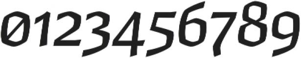 Whisky 1450 Italic otf (400) Font OTHER CHARS