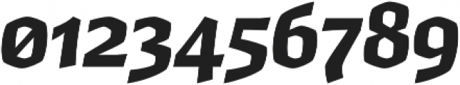 Whisky 1670 Italic otf (400) Font OTHER CHARS