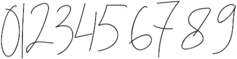 White Apparel-Alt otf (400) Font OTHER CHARS