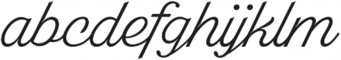 White Larch ttf (400) Font LOWERCASE