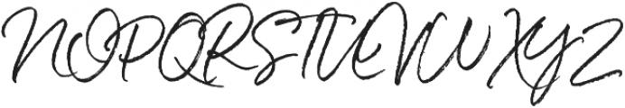 White Oleander Compact Alt2 ttf (400) Font UPPERCASE