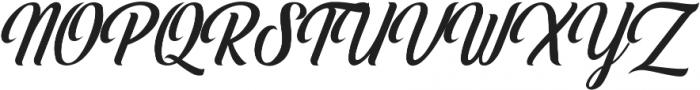 White Smith otf (400) Font UPPERCASE