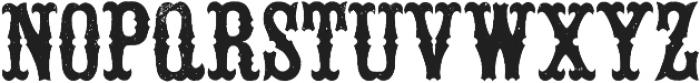 White Vinegar ttf (400) Font UPPERCASE