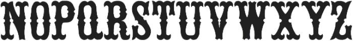 White Vinegar ttf (400) Font LOWERCASE