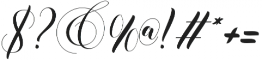 Wholler otf (400) Font OTHER CHARS
