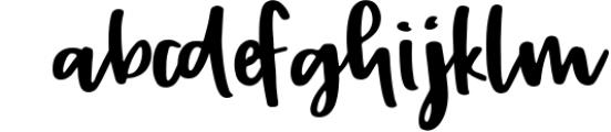 Whiskey Orange Font LOWERCASE