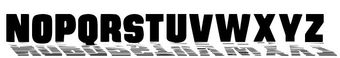 Wharmby Regular Font UPPERCASE