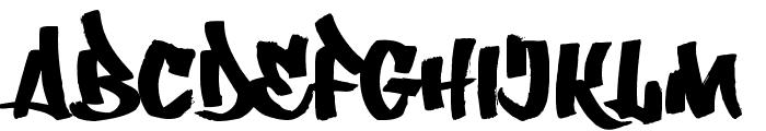 Whatka! Font LOWERCASE