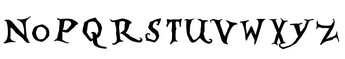 WhereisAlicedemo Font LOWERCASE
