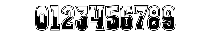 Whiskey Town Buzzed Font OTHER CHARS
