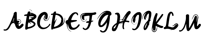 WhispTHIS! Font UPPERCASE