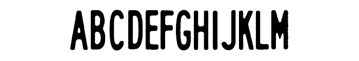 White Elk Font UPPERCASE
