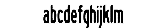 White Elk Font LOWERCASE