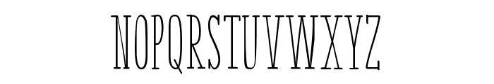 White Festive Demo Font UPPERCASE