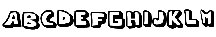 Whypo Font LOWERCASE