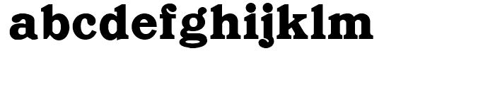Whitefriars NF Regular Font LOWERCASE