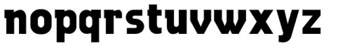 Whakatani Font LOWERCASE