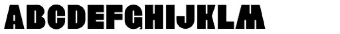 Whangarei Font UPPERCASE