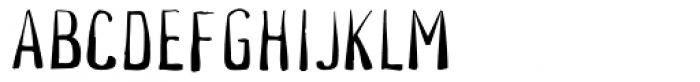 Whatthe Hell Regular Font UPPERCASE
