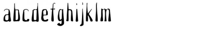 Whatthe Hell Regular Font LOWERCASE