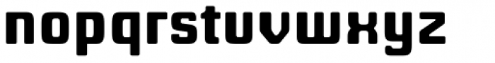 Wheaton Regular Font LOWERCASE