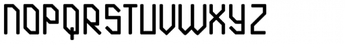 Whichit Two Bold Font UPPERCASE