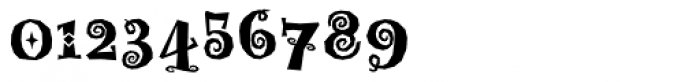 Whimsy Baroque ICG Heavy Font OTHER CHARS